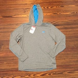 NWT: North Face Men's Reactor Hoodie Large